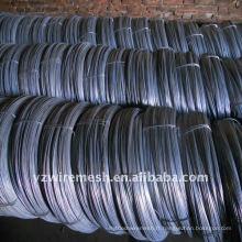 Usine de fil galvanisé électro / froid