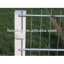 6/5/6mm&8/6/8mm of PVC Coating or Gal. Double Wire Fence (factory)