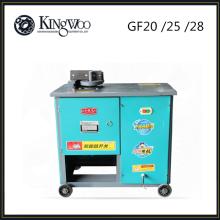 Dobrador profissional do hoar do vergalhão do fabricante / máquina de dobra automática GF20 do estribo