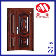Factory Price Safety Iron Main Exterior Door Son-Mother Door