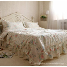 Cute Flower Bedding Sets Cotton