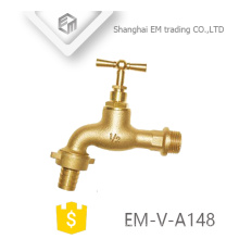 ЭМ-в-А148 Латунь стоп-кран с т-ручкой водопроводный кран сад кран