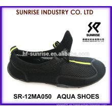 Zapatos del agua de SR-14WA050 zapatos que practican surf zapatos del agua de la aguamarina zapatos de la playa de la aguamarina