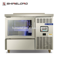 Shinelong 125KG Separate Type Cube Ice Machine Speed Instant Industrial Ice Maker