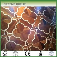 Dreamlike Flower pattern flooring