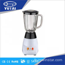 1500ML verre bocal touches Piano Blender