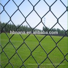 Лоус покрынная PVC загородка звена цепи цены / PVC загородки / ячеистой сети Диаманта
