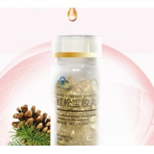Omega 6 Pine Nut Oil Softgel Comida sana