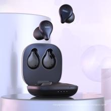 Remax TWS-12 2021 popular wireless charging metal true wireless music headphones in-ear Earbuds for mobile phone