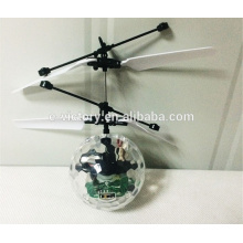2015 hot induction infrared flying ball magic flying ball