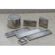 Linear Motor Magnets Sintered NdFeB Block