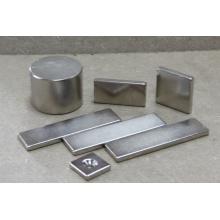 Линейные моторные магниты Спеченный блок NdFeB