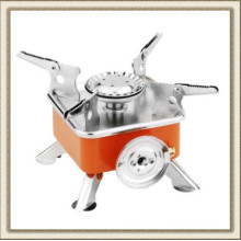 Ultralight Portable Outdoor Backpacking Gas Stove (CL2B-DAL7)