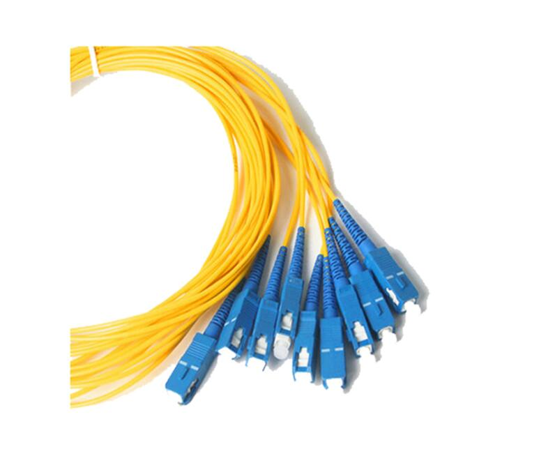 1x8 Plc Fiber Optic Splitter