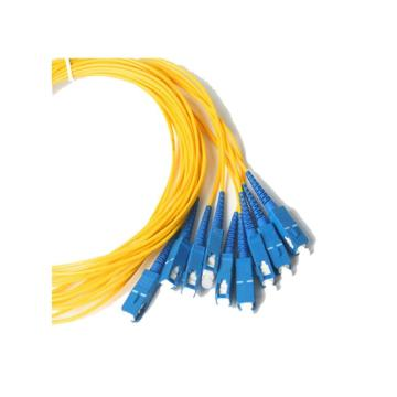 1x8 ABS plc fiber splitter optik