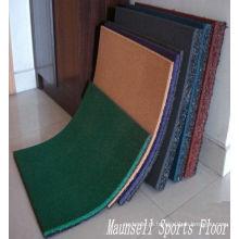 Revestimento de borracha interno barato do bloqueio / Gym da telha
