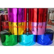 0.03-0.5 мм Толщина пленки Металлизированные ПВХ с высоким качеством