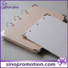 Günstige Hardcover Chinese Spiral Ring für Notebook