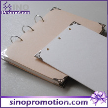 Cheap Hardcover Chinese Spiral Ring for Notebook