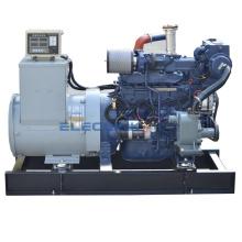 Heater Exchange 40kw 54HP Ship Marine Generators With Chinese Weichai Engine WP4CD66E200  Marathon Alternator With CCS For Yacht