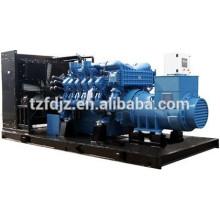 Groupe électrogène diesel de haute précision 1800KVA MTU en gros