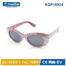 Con a Kqp16924 nuevo diseño los niños gafas de sol UV400 de FDA del Ce