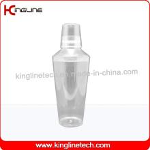 Abanador de cocktail plástico de 750 ml (KL-3070)