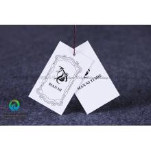 Retail Shopping Paper Hang Tag Printing