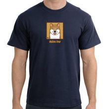 Мужская футболка Roundcollar с печатью