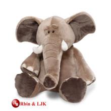Meet EN71 and ASTM standard stuffed plush elephant toy