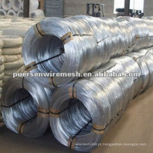 Ligação de arame de ferro galvanizado