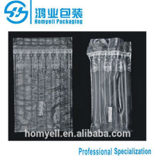 column air wrap for Toner cartridge Samsung104,Air sealed bag,air protective packaging bag