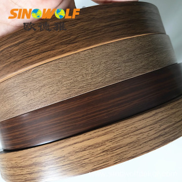 ABS PVC Acrylic Woodgrain Edge Banding for Sale