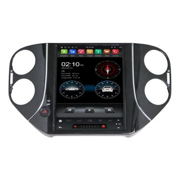 android car audio voor Tiguan 2010