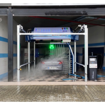 360 eco car wash inc lavado automático sin escobillas