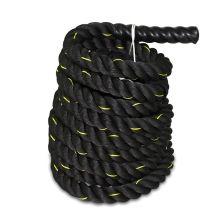 "40 FT x 1.5 ""Beginner Battle Rope Exercise Entrenamiento Fuerza Entrenamiento Undulation"