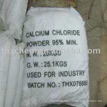 Chlorure de calcium 95% min