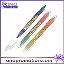 Double Headed Highlighter Marker Pen