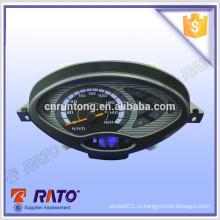 Аксессуары для мотоциклов Цифровой светодиодный прибор Мотоциклметр Speedmeter для 125cc