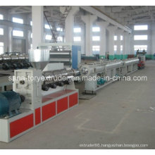Machine 16-110mm PP-R Plastic Pipe Extrusion Production Line
