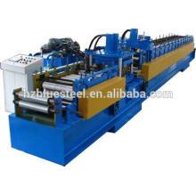 Machine interchangeable de fabrication de pannes C / Z