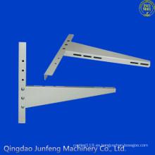 Soporte de aire acondicionado personalizado, soporte al aire libre para aire acondicionado, soporte de metal para aire acondicionado