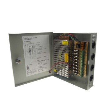 12v 10A 120W 18CH CCTV Power Box