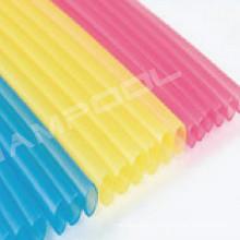 HDPE (nylon) double paroi thermorétractable pour les terminaux rétractable rétractable tube rétrécissement soldersleeve