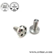 Piezas de torneado de precisión de aluminio de alta calidad