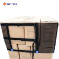 Embalagem reutilizável encolher filme stretch para paletes