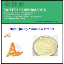 Fábrica de alta calidad de la vitamina a