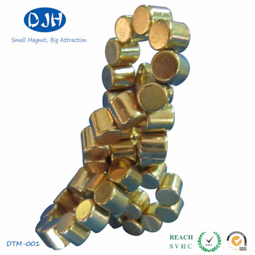 Permanent Cylinder Sintered Magnet for Toy Use (DTM-004)