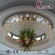 Gute Qualität Weißes modernes dekoratives Hotel-Projekt-Kristall-Leuchter