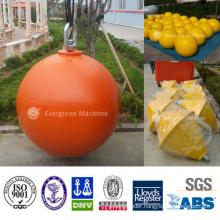 subsea foam buoy, spherical buoy, offshore mooring buoy anchor buoy
